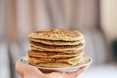recette_pancake_sarrasin_vegan_sans-oeuf_sans-lait_sans-gluten (3) Pancakes Sans Gluten, Buckwheat Pancakes, Pancakes Vegan, Patisserie Vegan, Cooking Recipes, Healthy Recipes, Beignets, French Food, Nom Nom