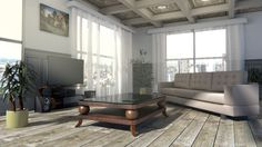 In this tutorial there is a lot of information how to create a interior scene in blender. Everything about the light, furniture and a lot of more stuff. Join...