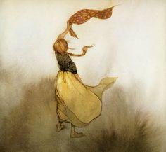 Thumbelina by Lisbeth Zwerger