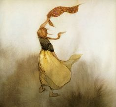 Continuing with my latest posts on fairy tales, I'll highlight the illustrations of Lisbeth Zwerger. She is an artist who renders many of t...