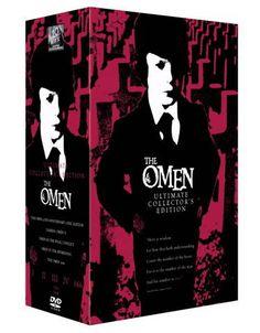 Omen - Ultimate Collectors Edition (5 disc) (Suom.Teksti) (DVD)