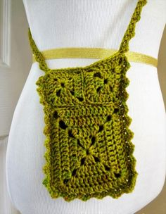 42 Fabulous Handmade Crochet Bag & Purses | DIY to Make