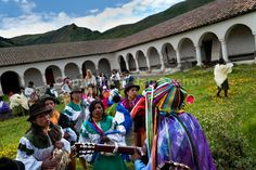 Enjoyed the food and culture of the Quechua indians in the mountains of Ecuador