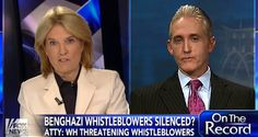 Congressman Trey Gowdy Tells Greta What To Expect in Benghazi Hearings