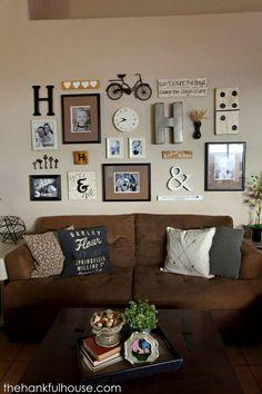 100 лучших идей: Как украсить комнату своими руками на фото