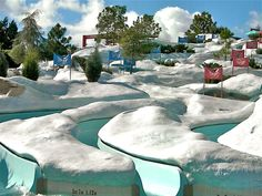 Snow Stormers  (Blizzard Beach)