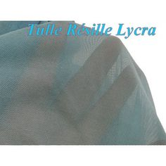 tulle lycra turquoise