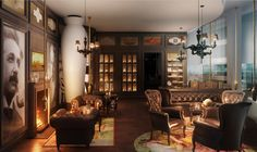 The Garden Pavilion, London Cigar Lounge Lounge Club, Bar Lounge, Cigar Lounge Decor, Lounge Chairs, Room Chairs, Lounge Design, Bar Design, Design Ideas, Zigarren Lounges
