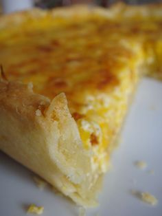 QUICHE A LA COURGE BUTTERNUT