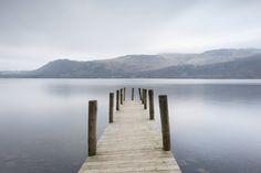 Brandlehow Jetty, Derwentwater, Lake District