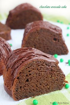 Love at first bite, this chocolate avocado cake with chocolate ganache is dense, rich and fudgy,  and has a brownie texture that is sinfully delicious