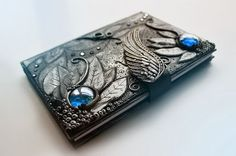 Calvin's Canadian Cave of Coolness: Absolutely Amazing Polymer Clay Journals By © Anna Kolesnikova