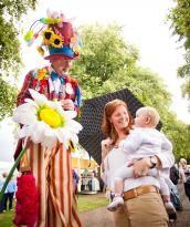 Shrewsbury Flower Show - 125th Anniversary