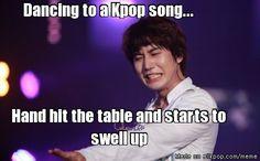 Kpop Fangirl problems