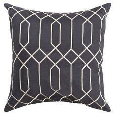"""Sorrento Diamond Pillow 20"""" x 20"""""""