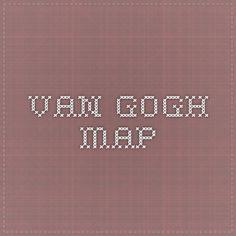 Van Gogh Map