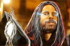 A powerful sorcerer My Works, Game Of Thrones Characters, Fictional Characters, Fantasy Characters