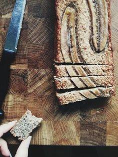 Banaanileipä {G, V} - Feel Good Kitchen
