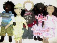 Unique Children, Unique Dolls