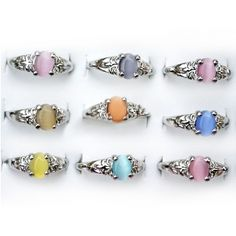 I just got 9 Lives Gemstone Ring from Lucky Cat on sneakpeeq for free! Going to use them as presents for someone lol!