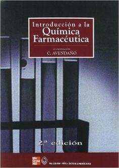 Introducción a la química farmacéutica / coordinación, Carmen Avendaño López