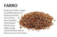 Health Benefits of Farro (Emmer) Lentils Benefits, Fruit Benefits, Health Benefits, Nutrition Tips, Health And Nutrition, Health And Wellness, Cheese Nutrition, Healthy Tips, Healthy Choices
