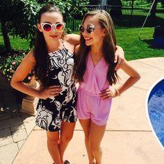 Maddie and Kendall!!! #KendallandMaddie #Bros