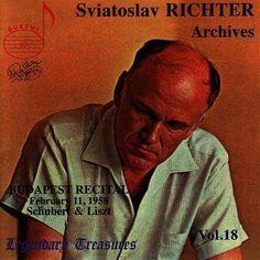 Sviatoslac Richter Archives, Vol. 18 von Sviatoslav Richter