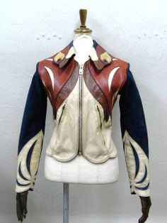 Another East West Parrot jacket