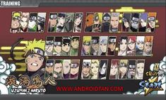 Naruto Senki Mod Unprotect Apk Ori fo r Android Naruto Sippuden, Naruto Mugen, Naruto Free, Naruto Games, Naruto Shippuden Anime, Naruto Boys, Animated Wallpapers For Mobile, Cute Cartoon Wallpapers, Free Android Games