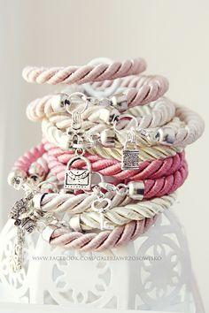 vintage bracelets, romantic, retro www.facebook.com/galeriawrzosowisko