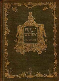 Peter Pan cover, 1911. (Photo: Wikimedia Commons)