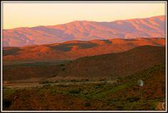 Karoo Sunrise - Ladismith, Western Cape - South Africa