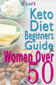 women in their 50s keto diet