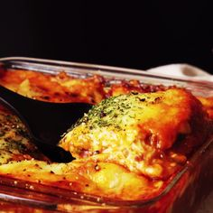 With this lasagna, potatoes prove themselves worthy of being a perfect pasta alternative.
