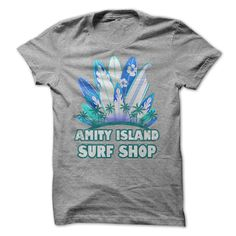 Amity Island Surf Shop