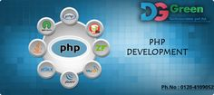 #PHPDevelopment #ApplicationDevelopmentCompany In India - DGGreen Technocrates Pvt. Ltd. Call 0120-4109052 or visit at http://www.dgtechnocrates.com