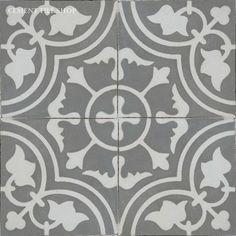 In Stock Cement Tile  floor tiles