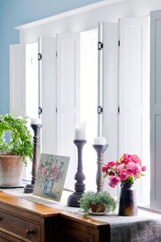 Different Types Of Window Treatments. Bedroom ShuttersDiy ShuttersDiy  Interior ...