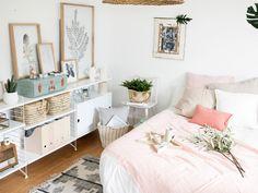 Una vuelta a lo natural en el dormitorio