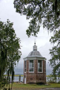 Seabrook Plantation located on Edisto Island outside Charleston County South Carolina.