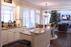 TiffanyD: Some progress in the kitchen... Benjamin Moore Clay Beige and my thoughts on white appliances...