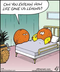 ..mientras tanto si la vida te da limones...