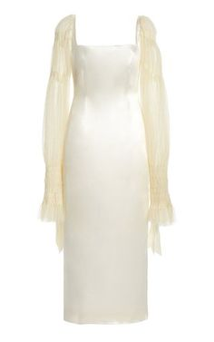 Designer Cocktail Dress, Cocktail Dresses, Silk Midi Dress, Midi Dresses, Short Dresses, Beautiful Outfits, Beautiful Clothes, Designing Women, Pretty Dresses