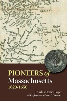 Pioneers of Massachusetts – AmericanAncestors.org