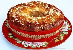 Non di solo pane...: CIAMBELLONE DI NATALE