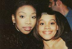 Brandy & Left Eye