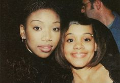 Brandy & Left Eye