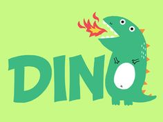 welcome~dino