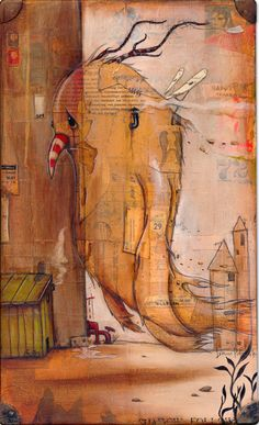 Johan Potma - Illustration - Monster - Shadow Follower